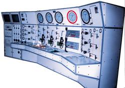 J565 SAT System Control Panel