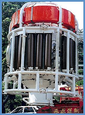 Diving Bell Refurbishment