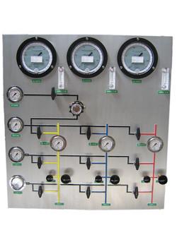 J905 Diver Gas Panel