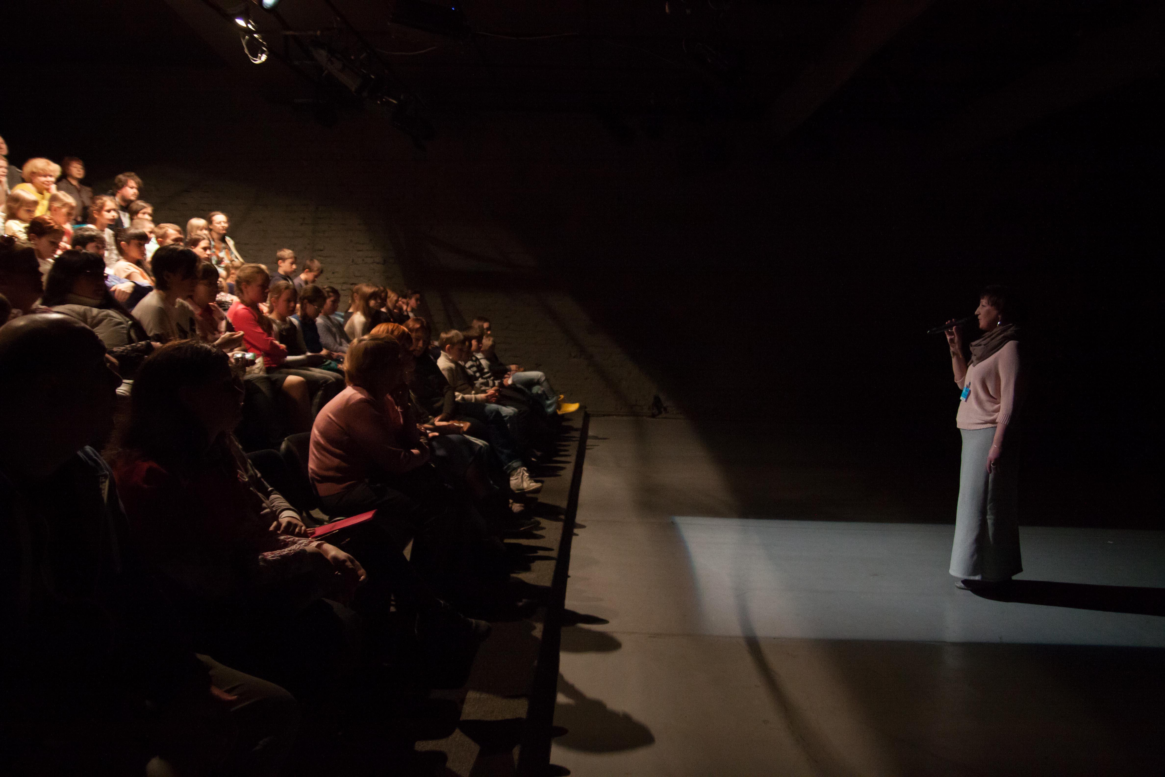 Открытие фестиваля 2015 г.