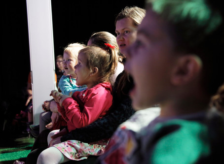 На фестивале «МОНОfest – ДЕТЯМ!» пермские дети увидели лучшие российские моноспектакли
