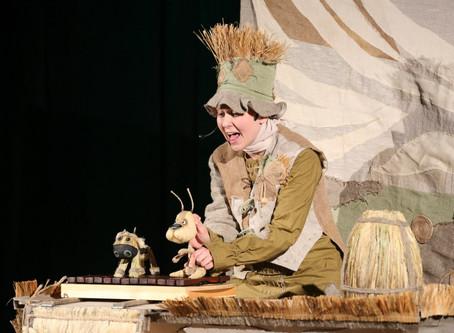 Моноспектакли для детей от российских театров покажут на фестивале «МОНОfest ДЕТЯМ!»