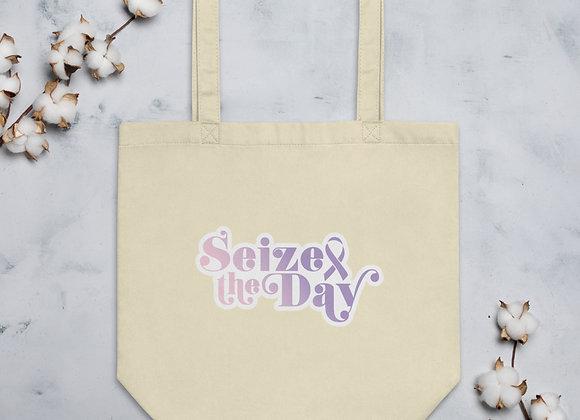 Seize the Day Eco Tote Bag