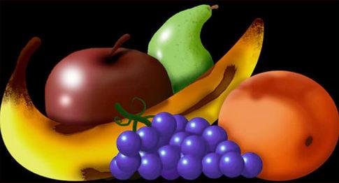 Photoshop Fruit