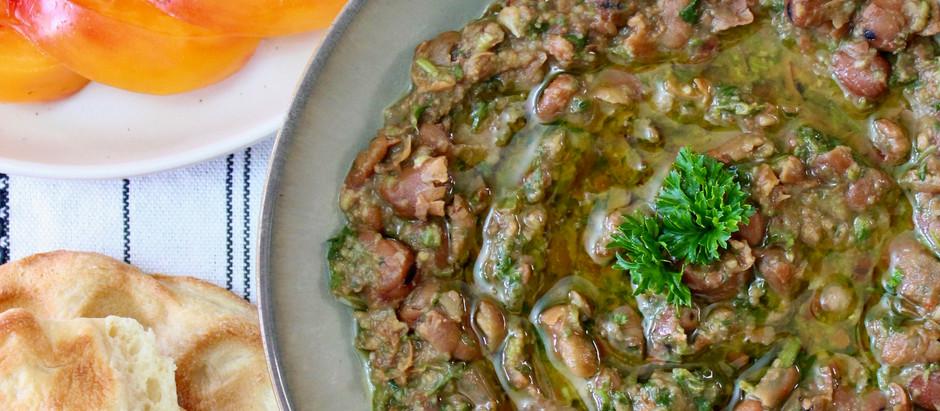 The Platonic Ideal of Breakfast – Ful Mudammas