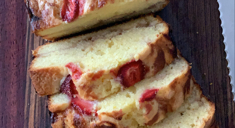 My Favorite Pound Cake Recipe Get A Berry Sweet Addition