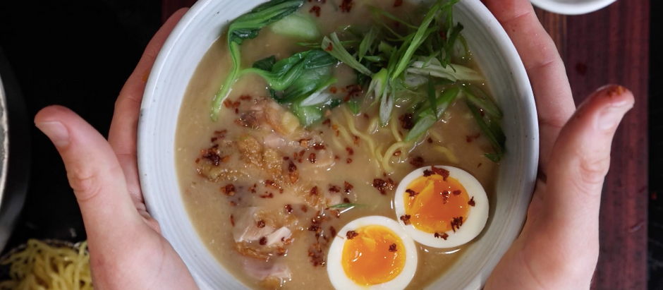 Make Restaurant Ramen Noodles With 7 Common Ingredients