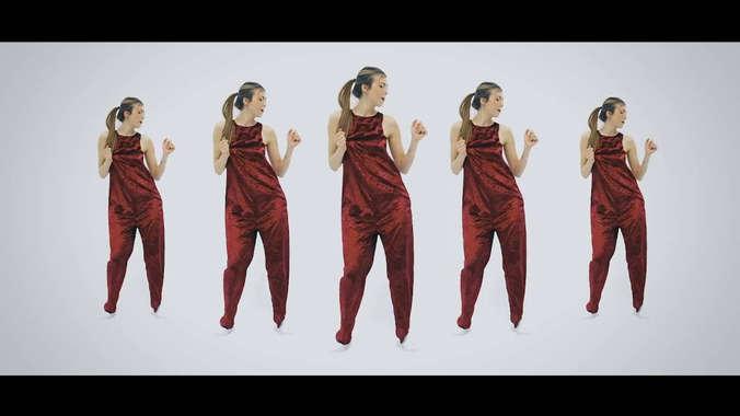 "ANNELU feat. Martin Hasdrubal ""Ruby Suits"""