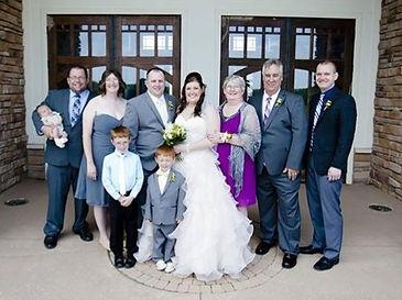Wedding, Iowa