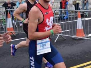 ITU Leeds Standard Triathlon