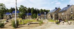 Hurdal ecovillage Arild Berg