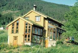Private villa in Norway