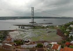 West Bay Harbour redevlopment in Fife, Scotland