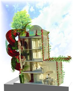 Complex physical building models & visua