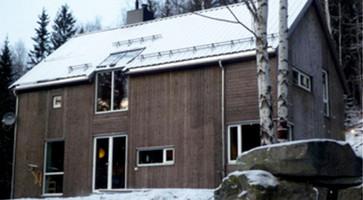 Villa by Arild Berg