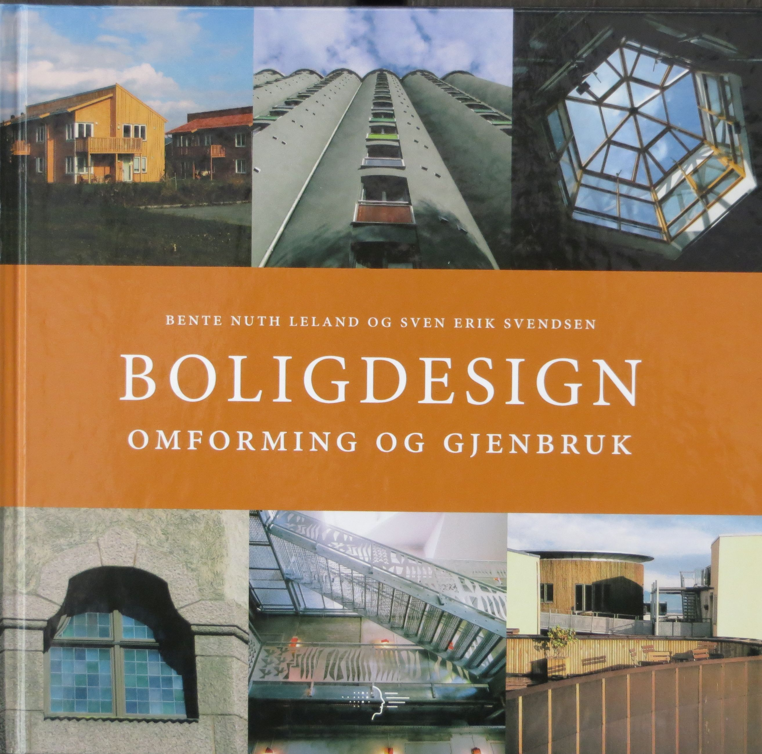 Book by Bente Leland