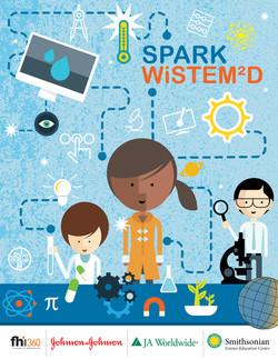 Spark WiSTEM2D Cover