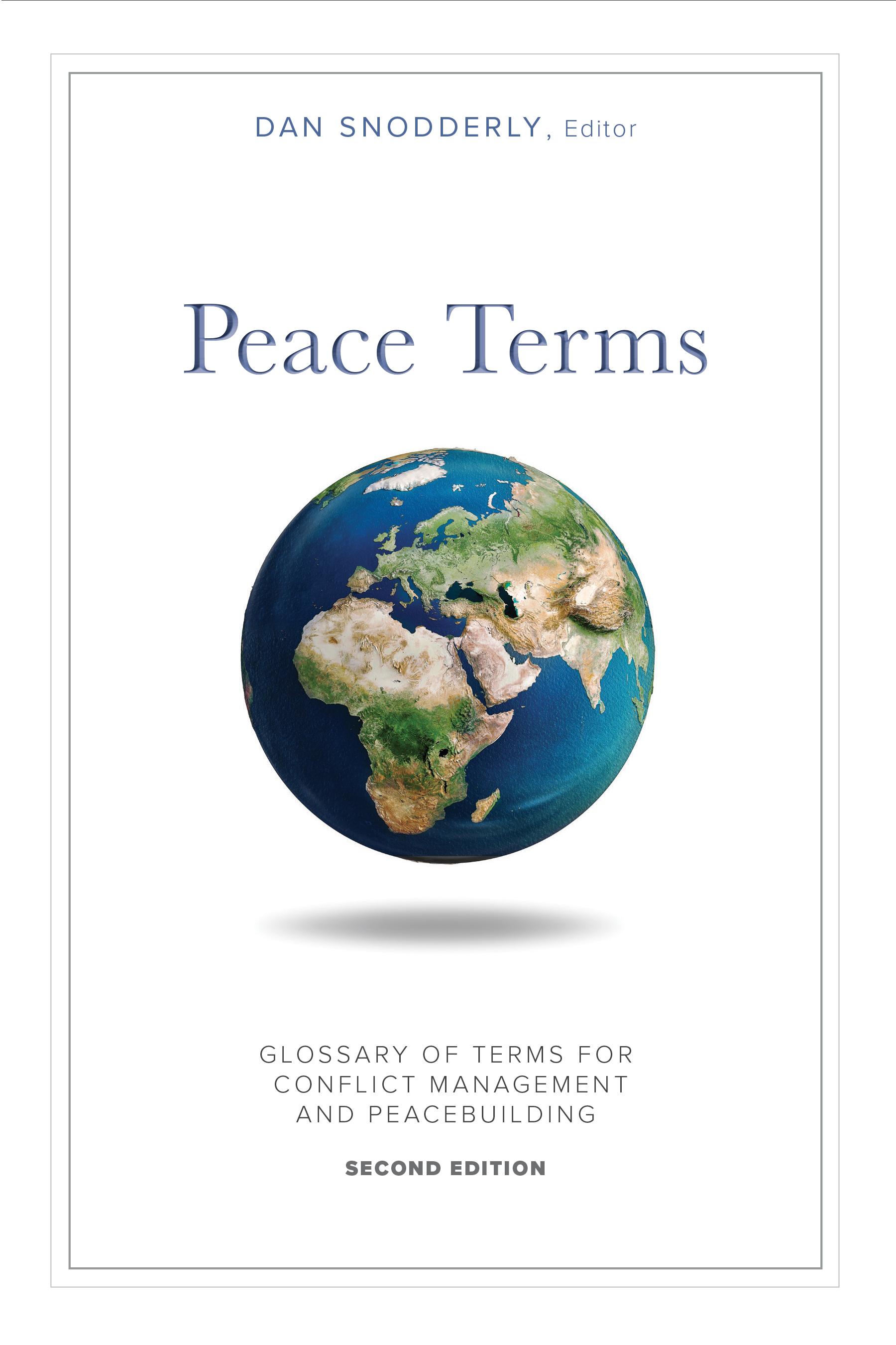 Peace Terms