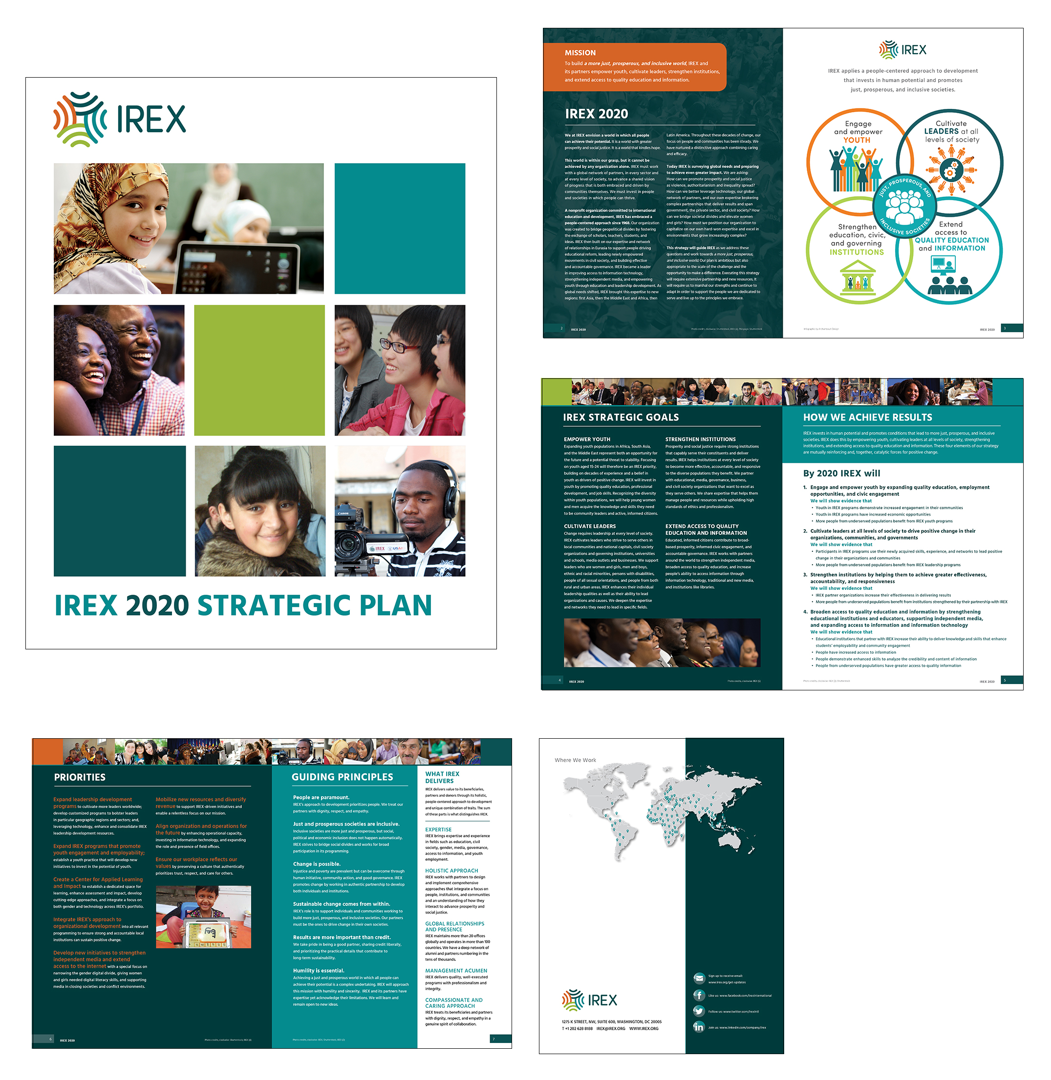 IREX Strategic Plan 2020