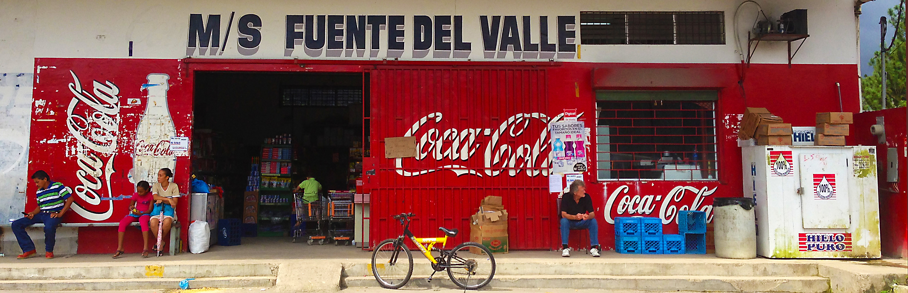 Fuente del Valle, Panama