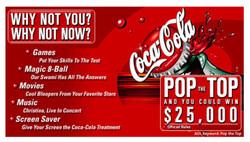 Coca-Cola and AOL