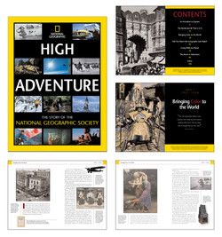 The History of National Geographic