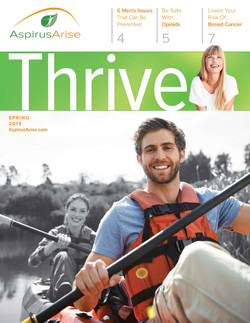 Thrive Newsletter