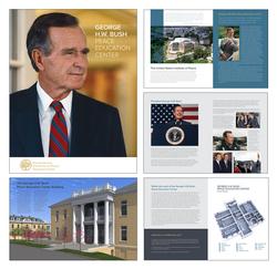 USIP George H.W. Bush Brochure