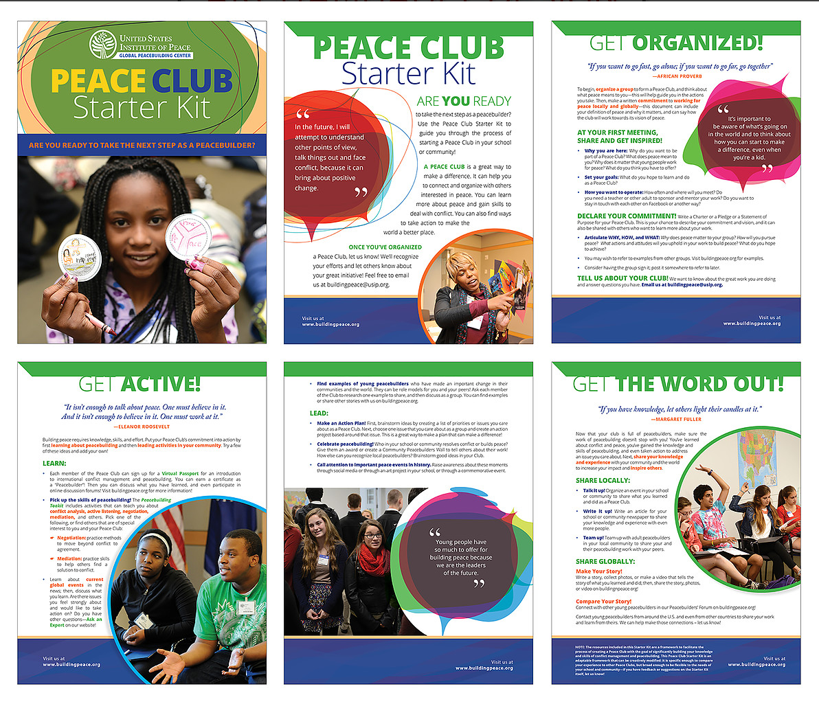 USIP Peace Club Booklet