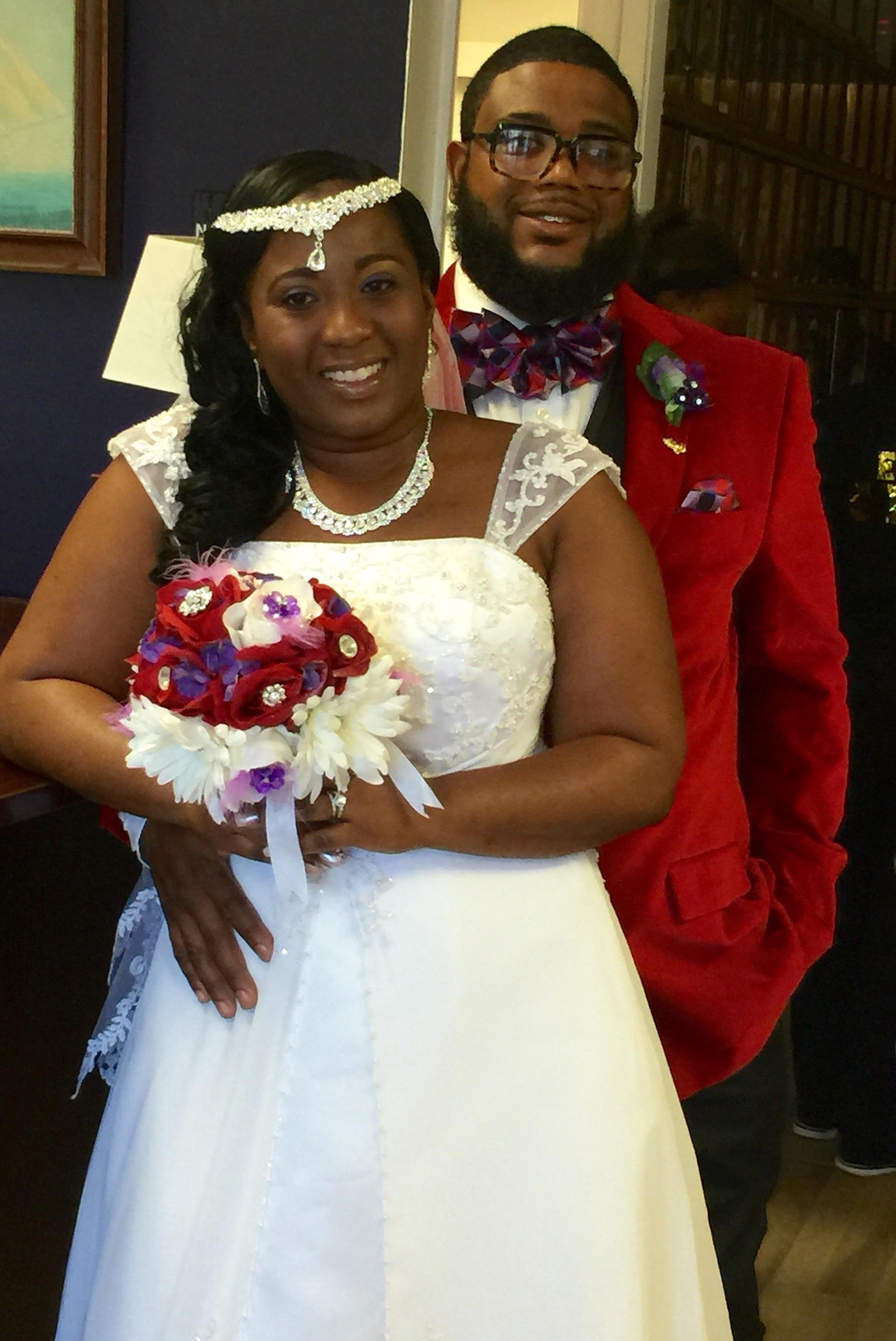 Mr. & Mrs. Oldham