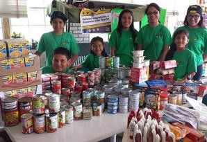 Food Collection For Homeless College Students
