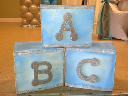 ABC Blocks Baby Shower