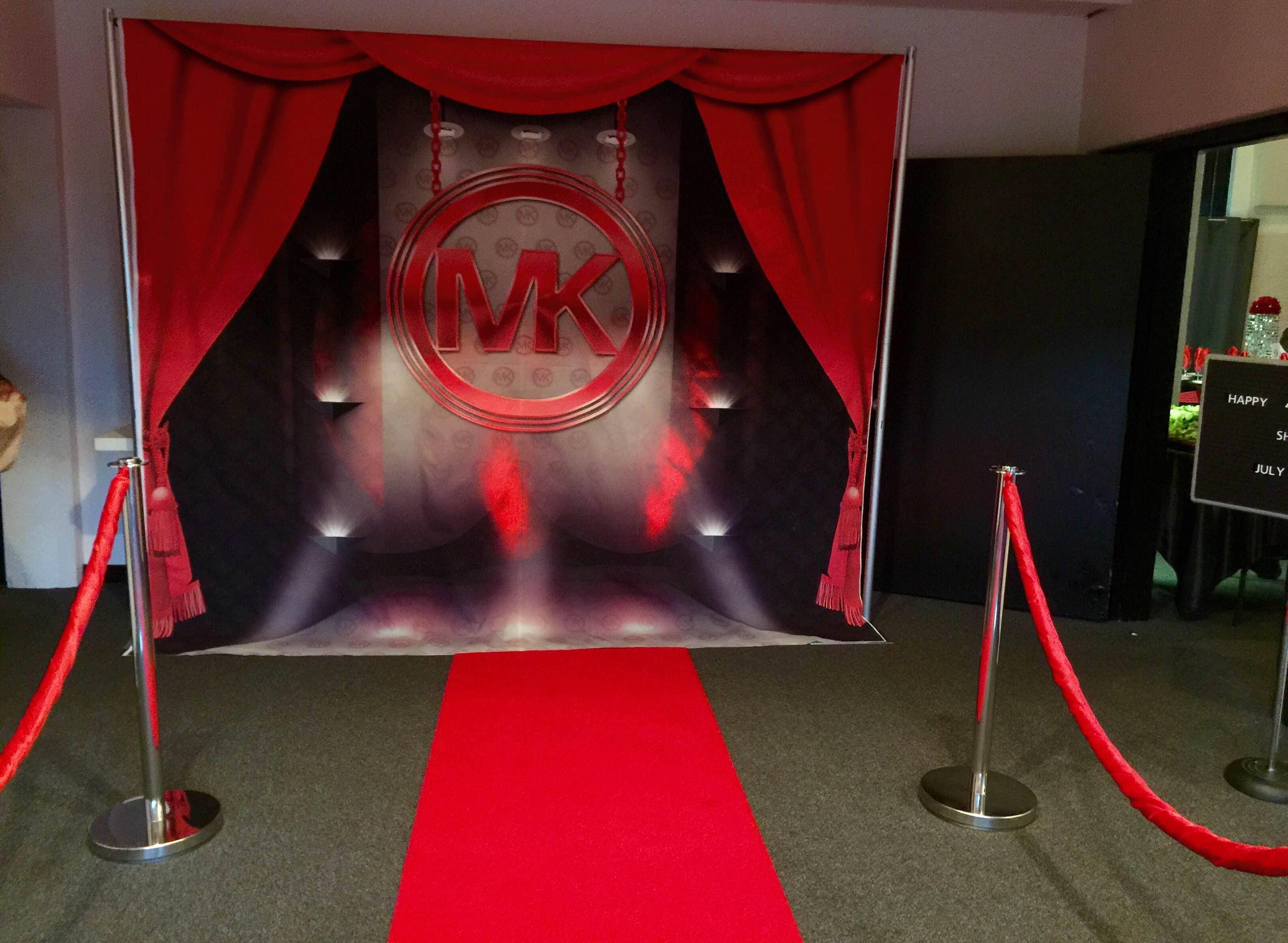 MK Backdrop
