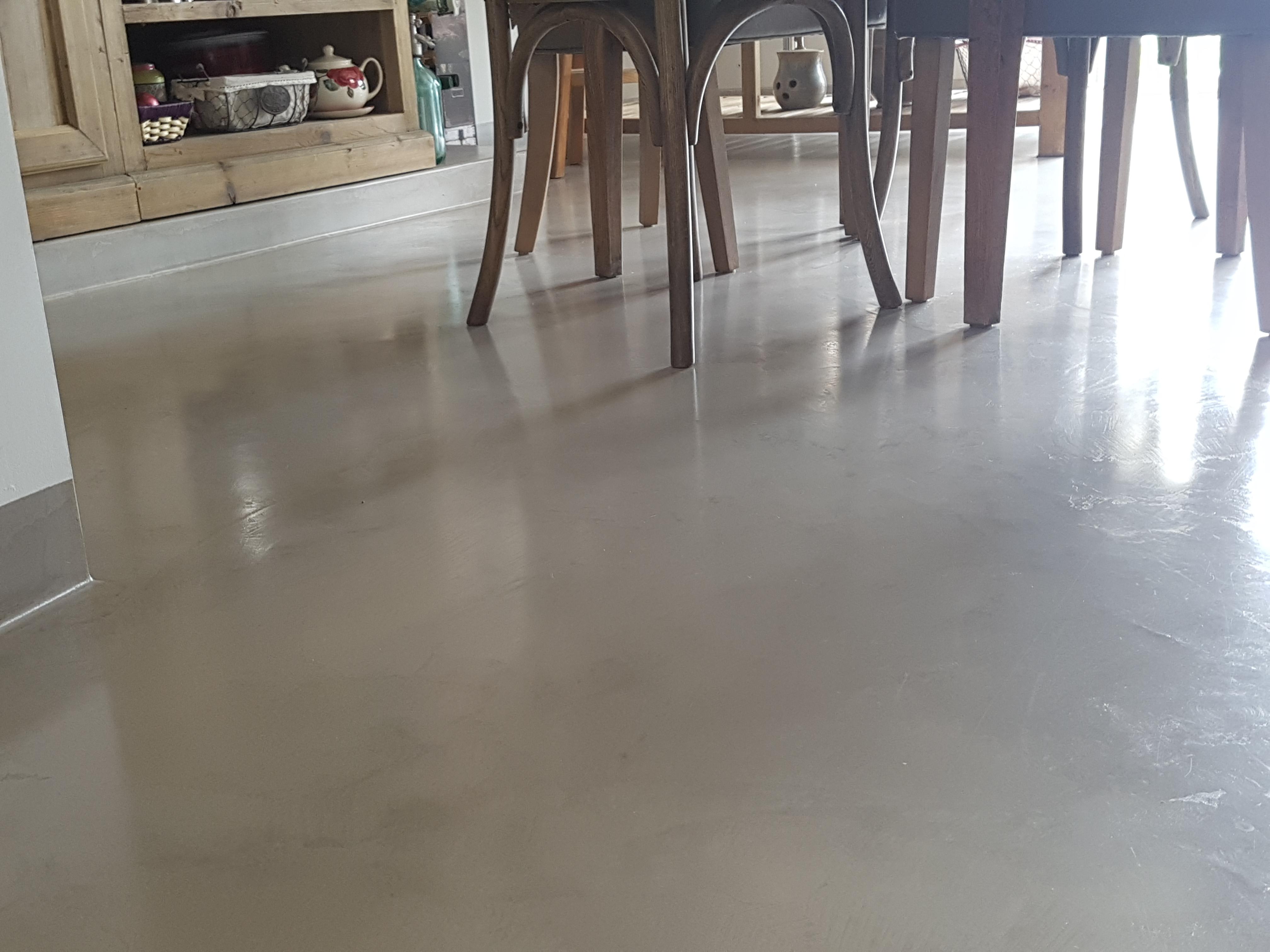 sol beton cire 79 IDECO