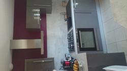 Rénovation cuisine aménagée