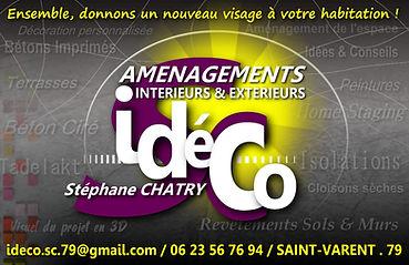IDECO cuisine St Varent Thouars Bressuire 79