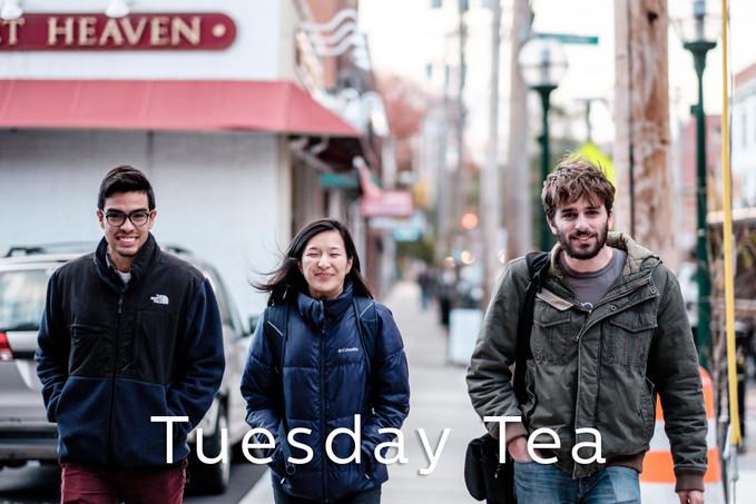 Tuesday Tea