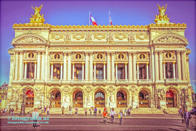Paris Acadamie de Musique