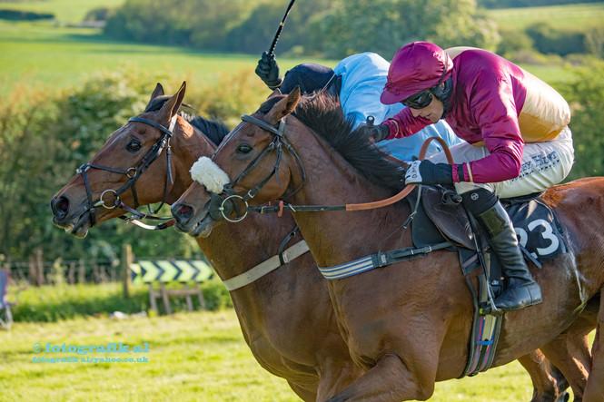 Photo Finish Dingley Races