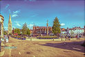 Market Harborough The Town Square