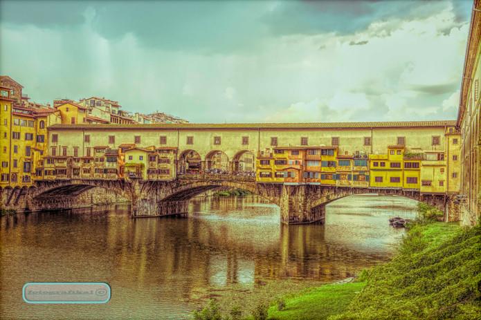 Ponte Vecchio Bridge Florence Code