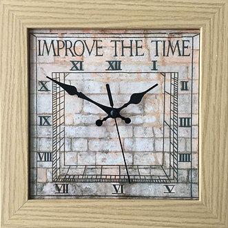 Iconic Harborough Clock