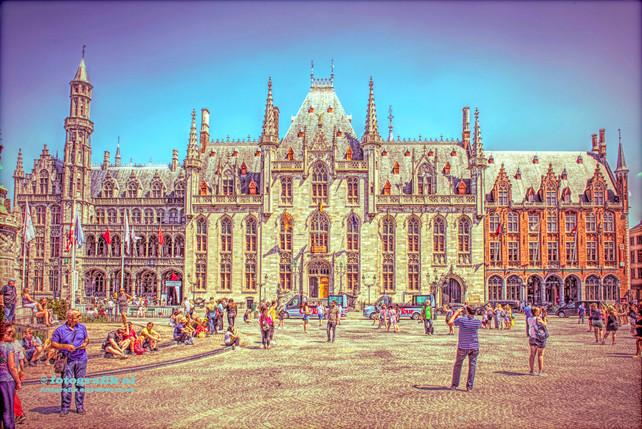 Bruges Flanders Provincial Court Code
