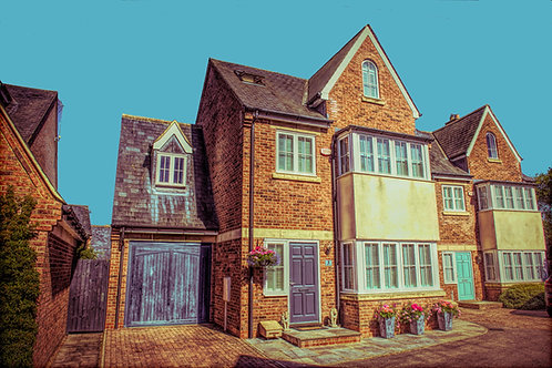 FotoArt Glossy Print of your Property