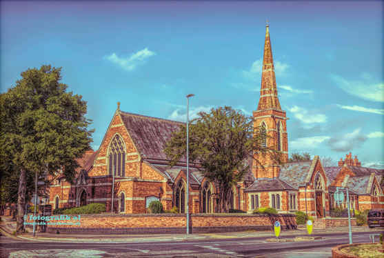 Our Lady of Victories Catholic Church Market Harborough
