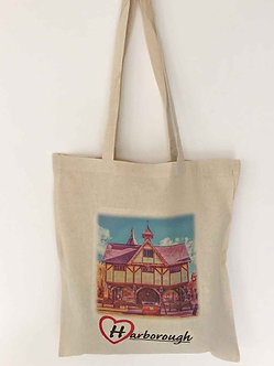 Iconic Love Harborough Tote Cotton Shopping Bag