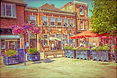 Market Harborough The Square Bar