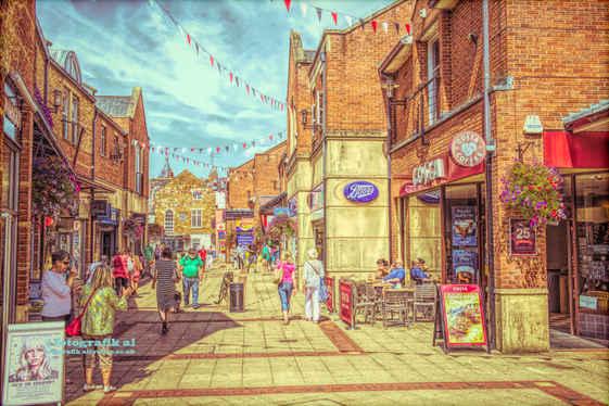 Saint Marys Place Market Harborough