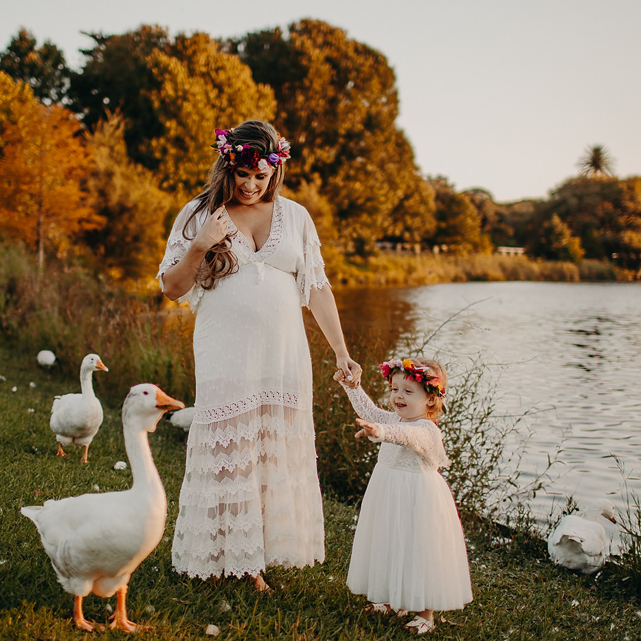 Evelyn + Bella / Maternity