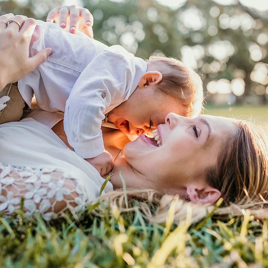 Cyndelle & Kaysen / Motherhood